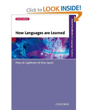 How Languages Are Learned (4th edition)